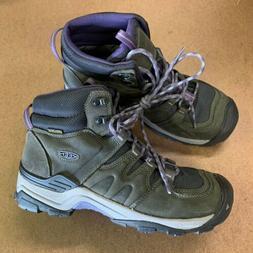 KEEN 1017679 Gypsum II Waterproof Mid Women's Hiking Boots 1