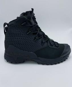 "Under Armour 1276598 Men's Black 7"" Infil Hike GTX Leather B"