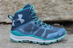 14 Under Armour UA Verge Mid GTX Gore Tex Hiking Boots Women
