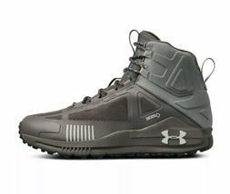 $165 Under Armour Verge 2.0 Mid Gore Tex Grey 3000302 Men Hi