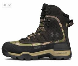 $220 Under Armour UA Brow Tine 2.0 Waterproof Camo Hunting H