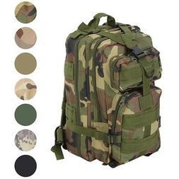 30L Outdoor Military Rucksacks Tactical Backpack Camping Hik