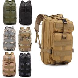 30L Outdoor Neutral Adjustable Military Tactic Backpack Ruck