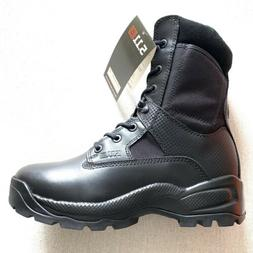 """5.11 ATAC 8"""" Tactical Hiking Boot Black Style 12001 Size 9.5"""