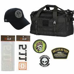 5.11 Kits RUSH LBD MIKE Tactical Duffel Bag Backpack Hat Pat
