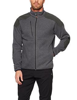 5.11 Men's Tactical Full Zip Sweater, Gun Powder, X-Large