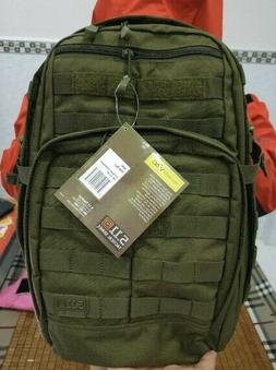 5.11 Tactical Backpack Rush 12-TAC OD-New with tags-Like Pic