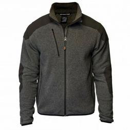 5.11 Tactical Full Zip Sweater - Gun Powder