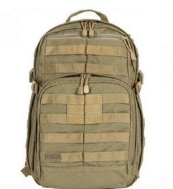 5.11 Tactical Rush 12 Sandstone Outdoor backpack - New with