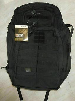 5.11 Tactical Rush 72 Backpack Military Hiking Pack Bag- Bla