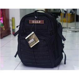 5.11 Tactical Rush 72 Backpack Military Hiking Pack Bag Blac