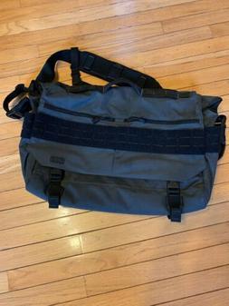 5.11 Tactical Rush Delivery Lima 12L Messenger Bag NWOT Doub
