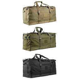 5.11 Tactical Rush LBD X-Ray Duffel Bag, Nylon, Water-resist