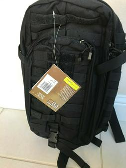 5.11 Tactical Rush Moab 10 Backpack pack-BLACK- New with tag