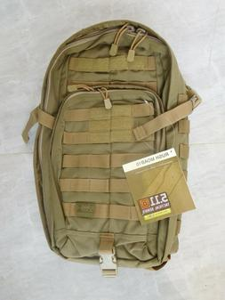 5.11 Tactical Rush Moab 10 Backpack pack - Sandstone - New w