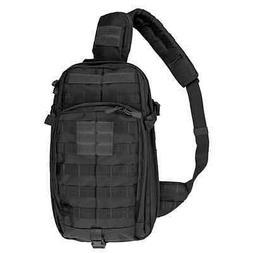 5.11 TACTICAL  Rush Moab 10, Black, Mobile Operation Attachm