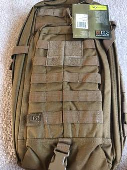 5.11 Tactical Rush Moab 10 FDE - New With Tags