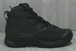 55 Under Armour 1276598-002 Mens Infil GTX Black Hiking Boot