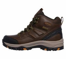 Skechers 65529 Men's Relaxed Fit Relment Traven Work Boot Da