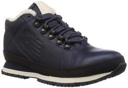 New Balance 754 Men's Winter Boots Hiking Shoes Leather Navy