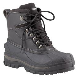"""Rothco 8"""" Cold Weather Hiking Boots - Black - 5459"""