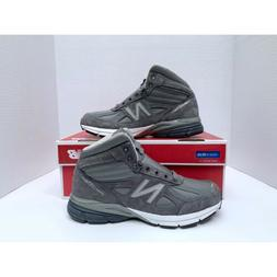 New Balance 990 v4 Mid Boot Grey MO990GR4 Made in THE USA Me
