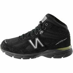 New Balance 990V4 Kith Hiking/Trail Sneaker Boots Black/Grey