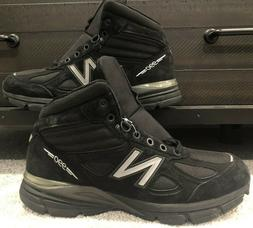 New Balance 990V4 Men's Made In the USA Mid Boots M0990BK4 B