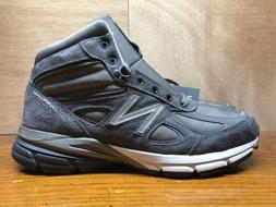 NEW BALANCE 990V4 MEN'S MADE IN USA MID BOOT M0990GR4 Grey H