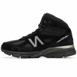 New Balance 990V4 Men's Sizes 8-12 Made In USA Mid Black Hik