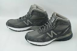 New Balance 990v4 MO990GR4 Men's Size 10 Hiking Trail Mid Bo