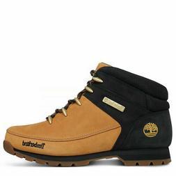 Timberland A1NHJ Euro Sprint EK Mens Leather Hiking Boots Ye