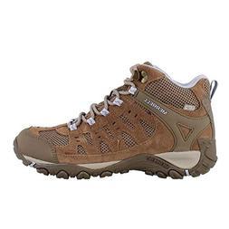 Merrell Men's Accentor Mid Vent Waterproof Hiking Boot, Otte