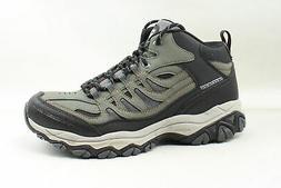 Skechers Men's Afterburn Geardo Memory Foam Mid Top Sneakers