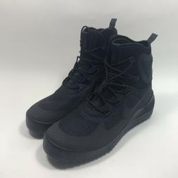 Nike Air Wild Mid 916819 001 Triple Blac
