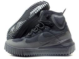 Nike Mens Air Wild Mid Boots Black/Black-Anthracite 916819-0