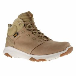 Teva Arrowood 2 Mid Wp Desert Sand Womens Lace-Up Boots Size