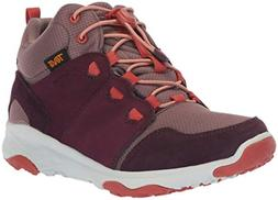 Teva Girls' Arrowood 2 MID WP Hiking Shoe, Plum, 07 M US Big
