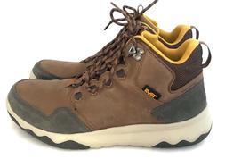 Teva Arrowood Lux Mid Mens Waterproof Leather Brown Hiking B