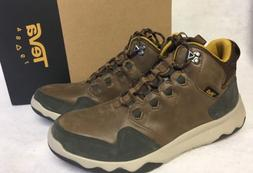 TEVA ARROWOOD LUX MID WP Brown MEN'S TRAIL BOOTS Hiking High