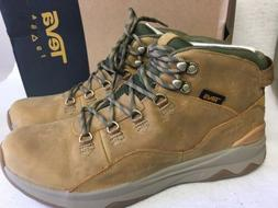 TEVA ARROWOOD Utility Mid WP Sand Leather TRAIL BOOTS Hiking