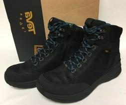 TEVA ARROWOOD UTILITY TALL BLACK WATERPROOF HIKING BOOTS MEN