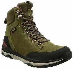 Teva Arrowood Utility Tall Boot - Men's Hiking Dark Olive