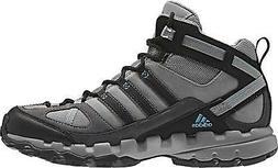 Adidas AX1 Mid GTX Hiking Trail Boots - Grey/Black/Teal - Wo