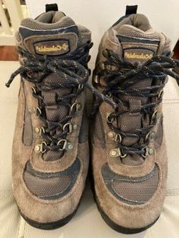 Columbia Boots, Men's, Size 8, Panther Ridge, Snow/ Hiking