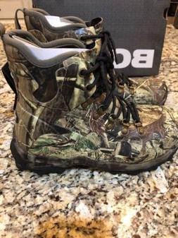 Bogs Outdoor Boots Mens Youth 8 Eagle Cap Rubber 7107