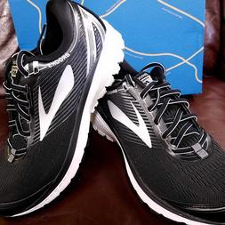 BRAND NEW IN BOX! BROOKS GHOST 10 MENS RUNNING SHOES BLACK S