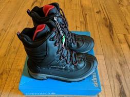 Columbia Bugaboot III Boots Men's 8.5 Hiking Winter Snow Wat