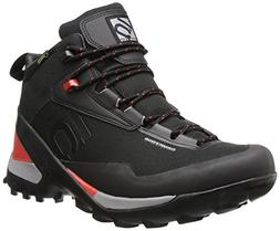Five Ten Men's Camp Four Mid GTX Hiking Boot, Black/Red, 7 M