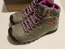 KEEN  CANBY AT WP  Lace Up Boots WOMEN'S SIZE  8 WIDE